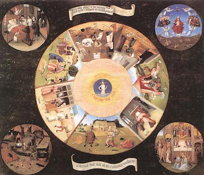 The Seven Deadly Sins (Hieronymus Bosch)