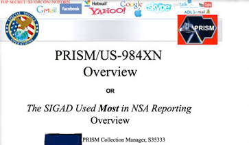 PRISM: The US government is attacking the entire global online community