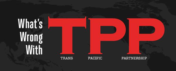 Trans Pacific Partnership: SOPA through the back door?