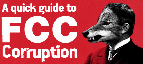A Quick Infographic Guide to FCC Corruption