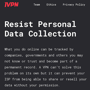 New open-source IVPN website: subscribe without providing your email
